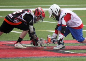 How to Play Lacrosse - Face off