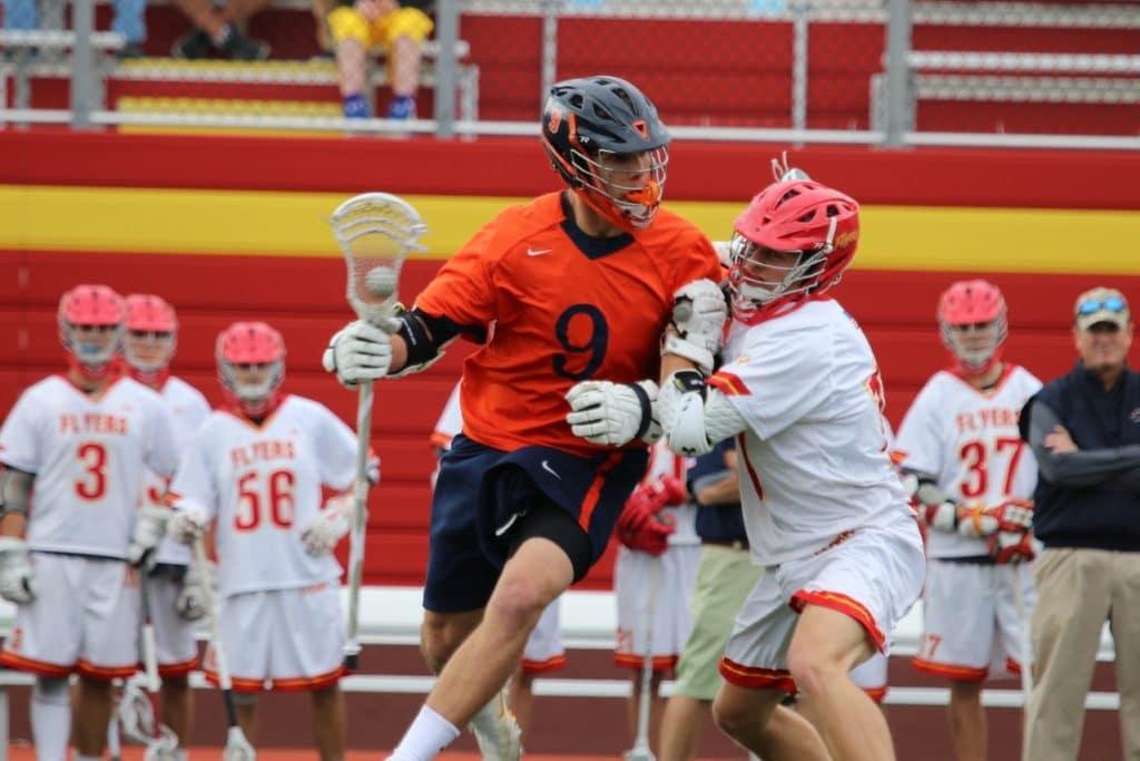 Luke Postiglione Lacrosse