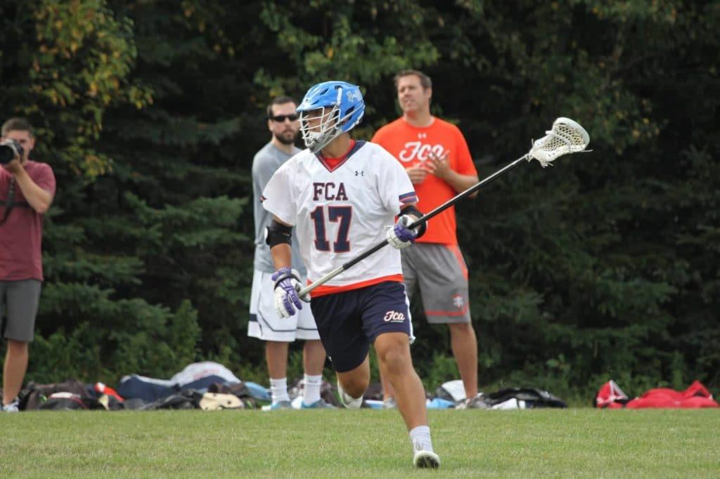 Jack DeSantis FCA Lacrosse