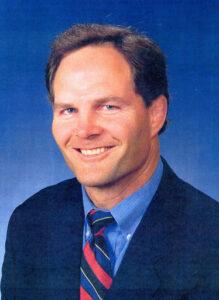 Jim Scherr, CEO of World Lacrosse